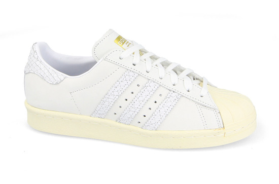 ADIDAS SUPERSTAR 80S SHOES W BY9075