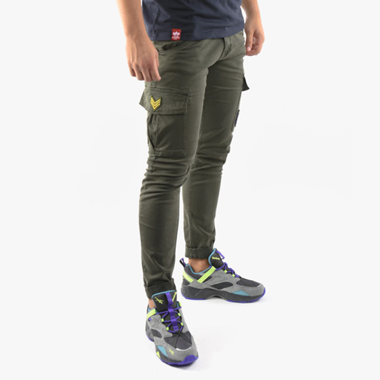 Alpha Industries Petrol Patch Pant 178207 136