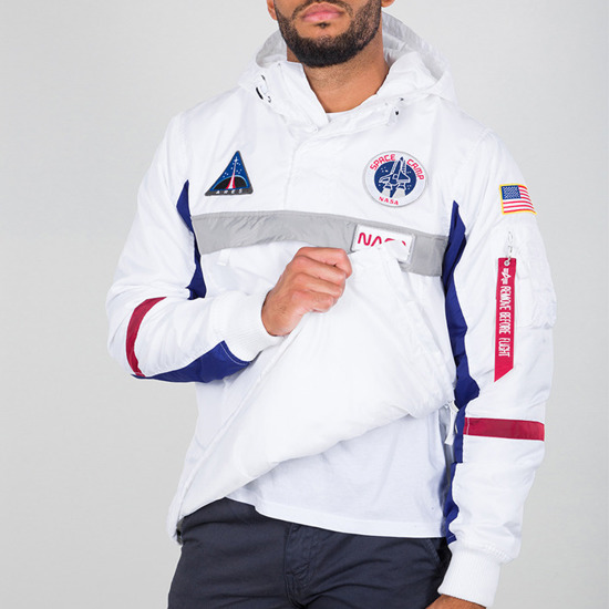 Alpha Industries Space Camp Anorak 198132 09