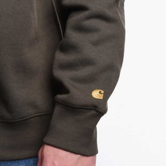 Carhartt WIP Chase I026383 CYPRESS/GOLD