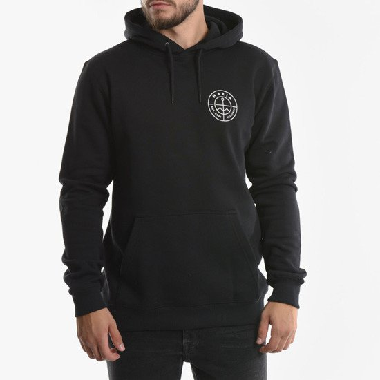 Makia Range Hooded Sweatshirt M40081 999