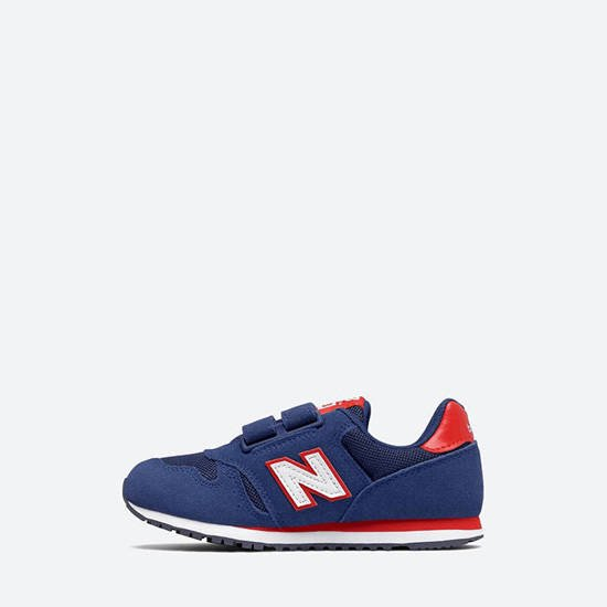 New Balance YV373SNW shoes