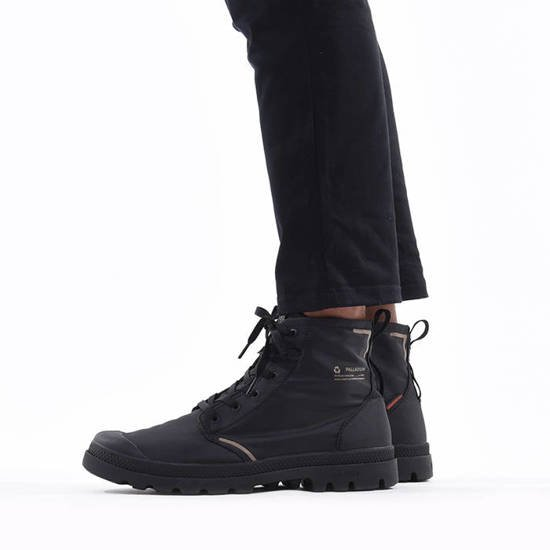Palladium Pampa Lite+ Recycle Wp+ ' Earth Collection' 76656-001-M