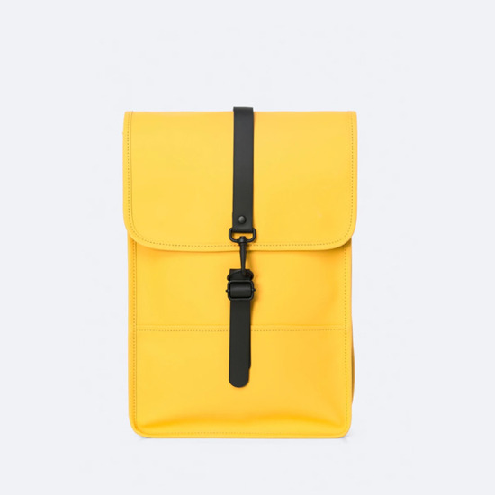 Rains Backpack Mini 1280 YELLOW