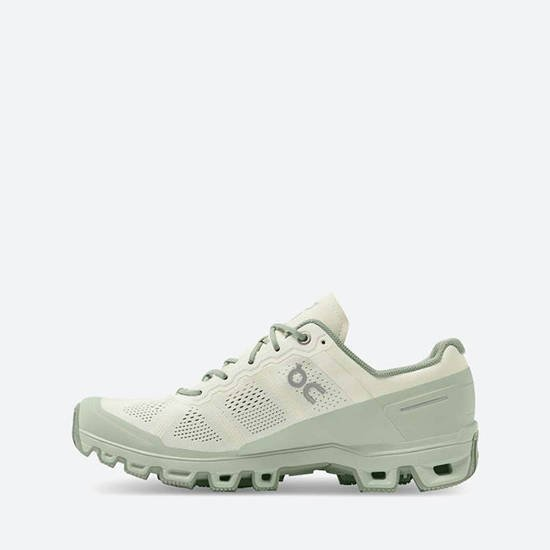 Shoes On Running Cloudventure 2299618 WHITE/MOSS