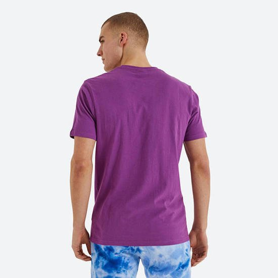 T-shirt Ellesse Canaletto Tee SHI04548 PURPLE