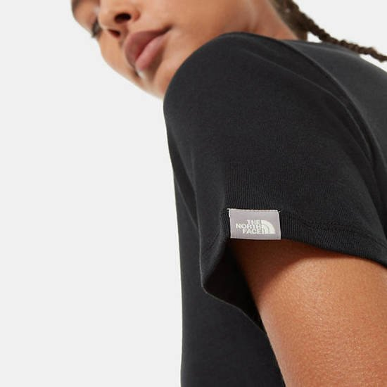 The North Face Simple Dome Tee Dress NF0A493TJK3