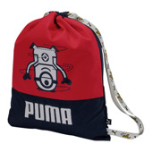 Puma Minions Gym Sack Peacoat-Flame 075043 01