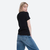 T-shirt Wood Wood Uma 10832501-2222 BLACK